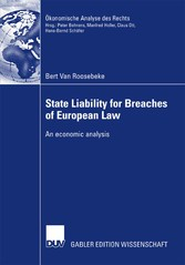 State Liability for Breaches of European Law An economic analysis