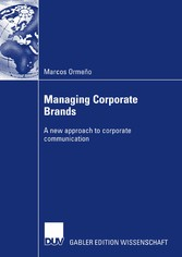Managing Corporate Brands A new approach to corporate communication