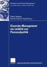 Diversity-Management als Leitbild von Personalpolitik