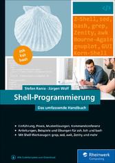 Shell-Programmierung Das umfassende Handbuch