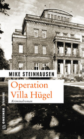 Operation Villa Hügel Kriminalroman