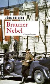 Brauner Nebel Kriminalroman