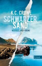 Schwarzer Sand Neuseeland-Krimi