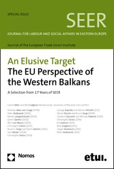 An Elusive Target: The EU Perspective of the Western Balkans A Selection of 17 Years of SEER
