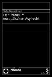 Der Status im europäischen Asylrecht