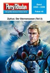 Perry Rhodan-Paket 46: Der Sternenozean (Teil 2) Perry Rhodan-Heftromane 2250 bis 2299