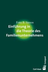 Einführung in die Theorie des Familienunternehmens