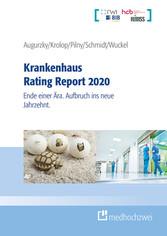 Krankenhaus Rating Report 2020 Ende einer Ära. Aufbruch ins neue Jahrzehnt: