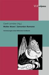 Walter Moers' Zamonien-Romane Vermessungen eines fiktionalen Kontinents