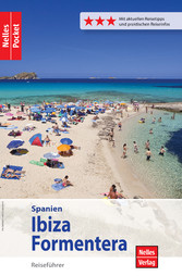 Nelles Pocket Reiseführer Ibiza - Formentera