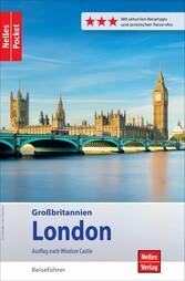 Nelles Pocket Reiseführer London Ausflug nach Windsor Castle