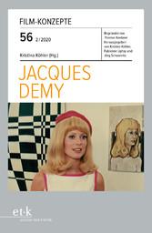 FILM-KONZEPTE 56 - Jaques Demy