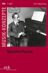 MUSIK-KONZEPTE 190: Giacomo Puccini