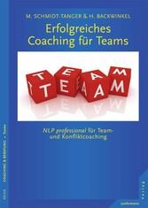 Erfolgreiches Coaching für Teams NLP professional für Team- und Konfliktcoaching