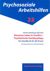 Betreutes Leben in Familien Psychiatrische Familienpflege