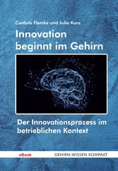 Innovation beginnt im Gehirn Der Innovationsprozess im betrieblichen Kontext