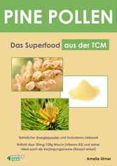 PINE POLLEN - Das Superfood aus der TCM. Natürlicher Energiebooster und Testosteron-Lieferant. Enthält über 20mg/100g Niacin (Vitamin B3) und daher ideal auch als Verjüngungscreme (Rezept anbei)