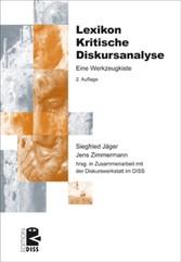 Lexikon Kritische Diskursanalyse Eine Werkzeugkiste