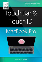 Touch Bar und Touch ID beim MacBook Pro