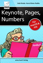 Keynote, Pages, Numbers Handbuch Für macOS und iOS