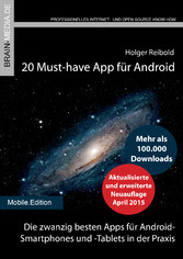 20 Must-have Apps für Android