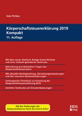 Körperschaftsteuererklärung 2019 Kompakt