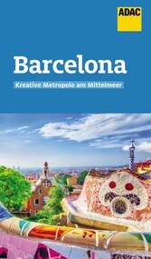 ADAC Reiseführer Barcelona