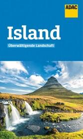 ADAC Reiseführer Island