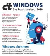 c't Windows Das Praxishandbuch 2020