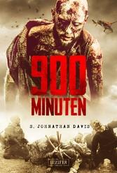 900 MINUTEN Zombie-Thriller