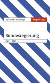 Kürschners Handbuch Bundesregierung Ausgabe 2020