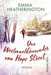 Das Weihnachtswunder von Hope Street Romantischer Winterroman