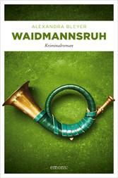 Waidmannsruh Kriminalroman