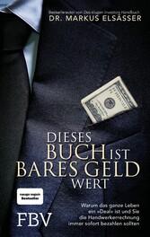 Dieses Buch ist bares Geld wert Warum das ganze Leben ein 'Deal' ist und sie die Handwerkerrechnung immer sofort bezahlen sollten