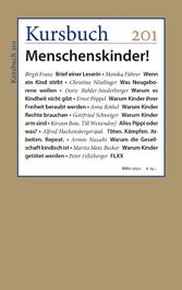 Kursbuch 201 Menschenskinder!