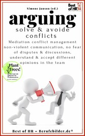 & Avoide Conflicts & accept different opinions in the team