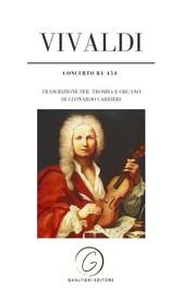 Vivaldi - Concerto RV 454 Trascrizione per tromba e organo di Leonardo Carrieri