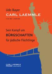 Zeitgeschichte 1936-1939 Carl Laemmle Kampf um Bürgschaften