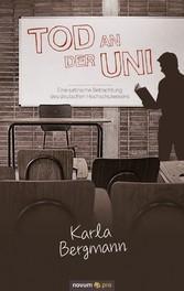 Tod an der Uni Eine satirische Betrachtung des deutschen Hochschulwesens