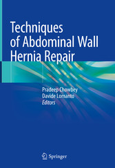 Techniques of Abdominal Wall Hernia Repair