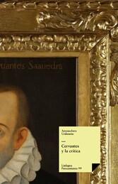 Cervantes y la crítica