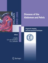 Diseases of the abdomen and Pelvis Diagnostic Imaging and Interventional Techniques
