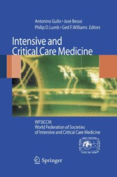 Intensive and Critical Care Medicine WFSICCM World Federation of Societies of Intensive and Critical Care Medicine