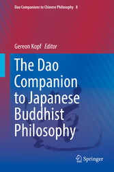The Dao Companion to Japanese Buddhist Philosophy