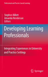 Developing Learning Professionals Integrating Experiences in University and Practice Settings