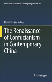 The Renaissance of Confucianism in Contemporary China
