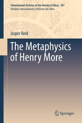 The Metaphysics of Henry More