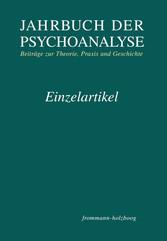 Die erotische Übertragung: Vom Traum zum Wahn Jahrbuch der Psychoanalyse 79 (Probleme der Gegenübertragung)