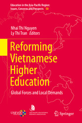 Reforming Vietnamese Higher Education Global Forces and Local Demands