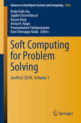 Soft Computing for Problem Solving SocProS 2018, Volume 1